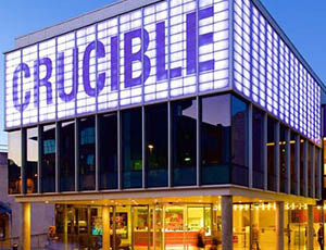 A'up Media Crucible Theater
